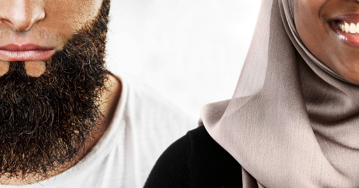 The Hijab vs The Beard